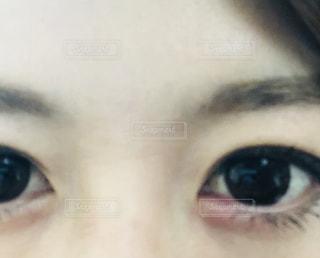 目が変の写真・画像素材[2870396]