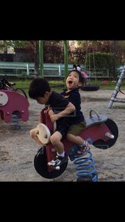 仲良し兄弟シリーズの写真・画像素材[2870392]