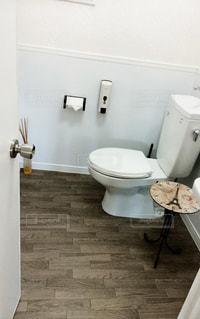 トイレと手洗い場の写真・画像素材[2883265]