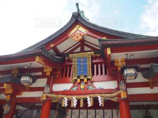 日枝神社の写真・画像素材[2868103]