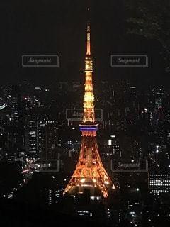 東京タワーの写真・画像素材[110258]
