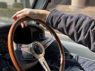車のクローズアップの写真・画像素材[2952989]