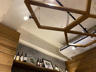 オシャレなレストラン・カフェのインテリアの写真・画像素材[2869000]