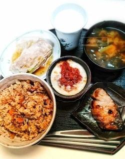 和食の家庭料理の写真・画像素材[2886384]