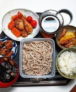 日本の晩ご飯の写真・画像素材[3484845]
