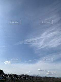 青い空の写真・画像素材[2881767]