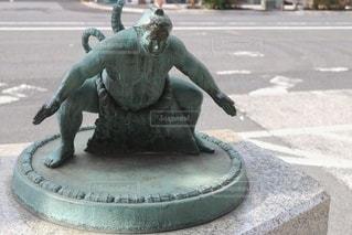 力士像の写真・画像素材[2898913]