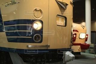列車のクローズアップの写真・画像素材[2952510]