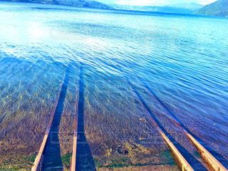 水域のボートの写真・画像素材[2884327]