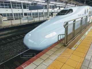 新幹線N700系の写真・画像素材[2887512]