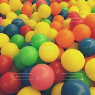 ボールの写真・画像素材[42910]