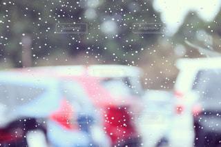 雨のある風景の写真・画像素材[2885606]