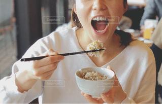 ご飯が大好きの写真・画像素材[2962957]