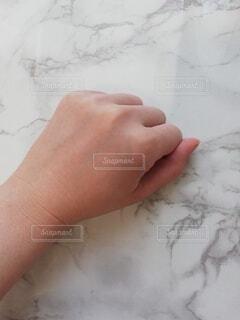 クレンジングテスト-1の写真・画像素材[3803100]