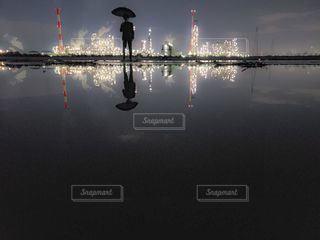 夜と僕の写真・画像素材[2889802]