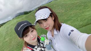 夏!ゴルフの写真・画像素材[3688103]