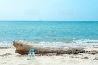 海寄り添うの写真・画像素材[3536783]