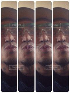 キス顔の写真・画像素材[2899706]