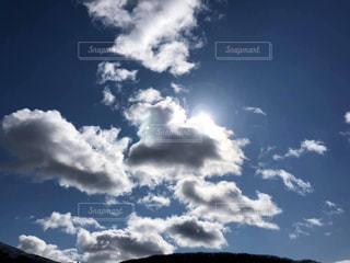 空の雲の写真・画像素材[2964028]