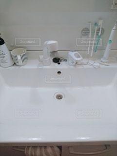 洗面台の写真・画像素材[2906390]