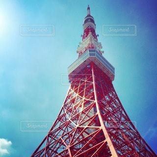 東京タワーの写真・画像素材[111793]