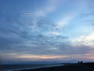 空の雲の写真・画像素材[1199872]