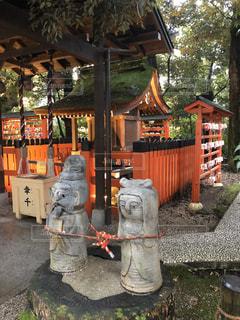 下鴨神社の写真・画像素材[2913456]