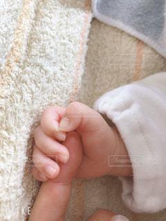 初めての握手の写真・画像素材[2912187]