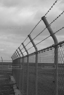 フェンスの写真・画像素材[2914158]
