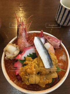 海鮮丼の写真・画像素材[2945723]