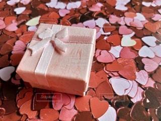 プレゼントボックスの写真・画像素材[3496901]