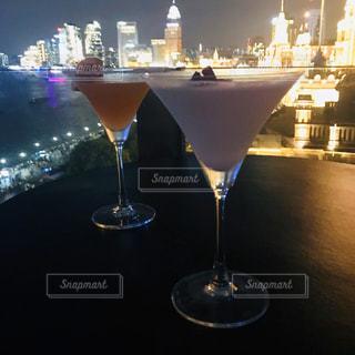 上海の夜の写真・画像素材[2914654]