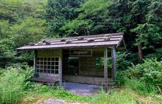 古びた小屋の写真・画像素材[3788452]