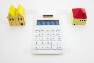 二世帯住宅の新築費用の写真・画像素材[3791765]