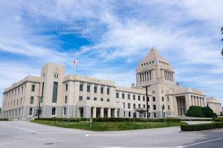 国会議事堂の写真・画像素材[3961099]
