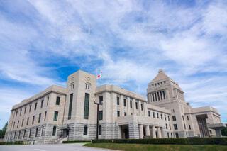 国会議事堂の写真・画像素材[3961103]