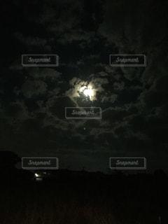 夜空の花火の写真・画像素材[2929123]