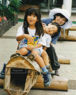 家族の写真・画像素材[130571]