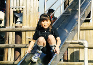 子どもの写真・画像素材[130578]