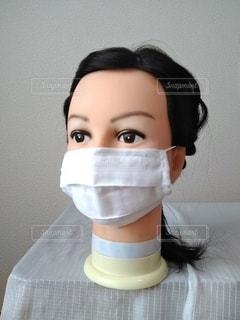 マスクの女性12の写真・画像素材[3513475]