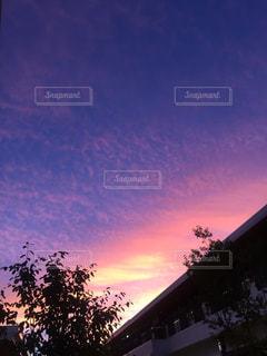 ある日のキレイな夕暮れの写真・画像素材[2925712]