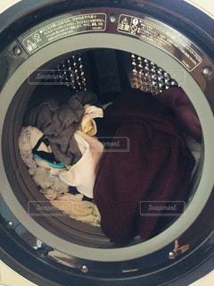 洗濯完了の写真・画像素材[2934648]