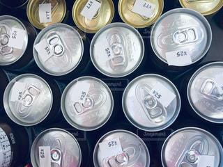 アルミ缶の写真・画像素材[3014451]