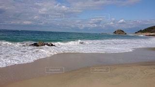 海と波と空の写真・画像素材[2927981]