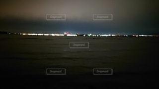 街灯りの写真・画像素材[2930223]