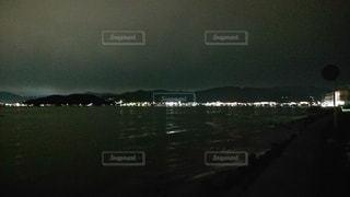 大きな水域の写真・画像素材[2930224]