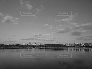 大きな水域の写真・画像素材[2931468]