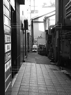 白黒写真の写真・画像素材[2932149]