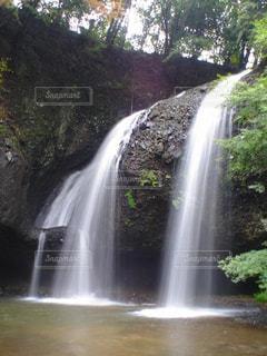 月待の滝の写真・画像素材[2978010]