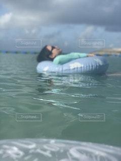 海水浴の写真・画像素材[2929237]
